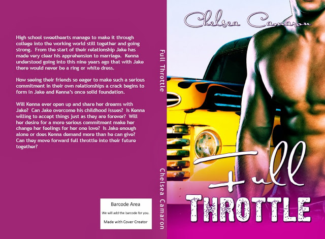Full Throttle (Book 2 5 of the Daddy's Girls Series) by