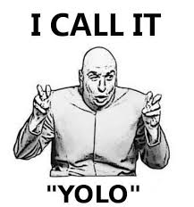 YOLO austin powers