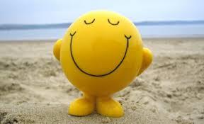 smiles on beach