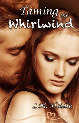 Taming the Whilrwind Front Cover NEW